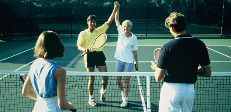 テニス ランク